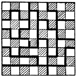 Math Puzzle - The Broken Chessboard